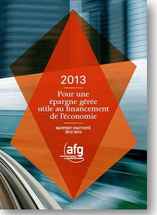 Rapport annuel AFG 2013