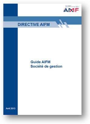 Guide AIFM de l AMF