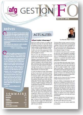 Gestion Info 16 mai 2015
