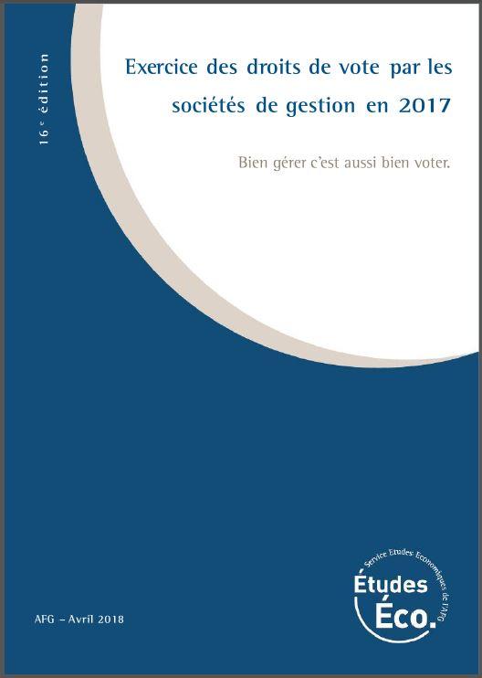 Gouvernement d'entreprise : rôle croissant des sociétés  de gestion aux assemblées générales