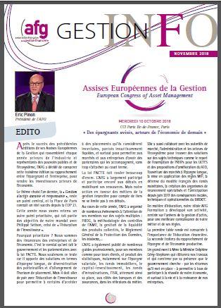 Gestion Info - Novembre 2018