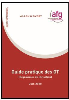 Guide pratique des OT - Organisme de Titrisation