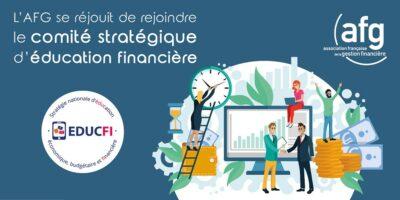 Communiqué de presse : L'AFG rejoint le comité stratégique d'éducation financière