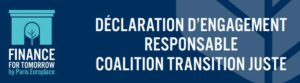 L'AFG soutient Finance for Tomorrow dans le lancement de la première coalition mondiale d'engagement autour de la transition juste : « Investors for a Just Transition »