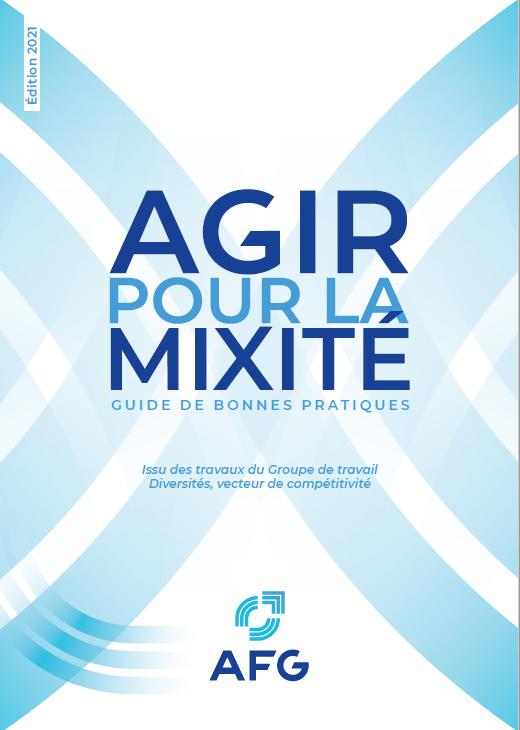 """Guide des bonnes pratiques """"Agir pour la mixité"""""""